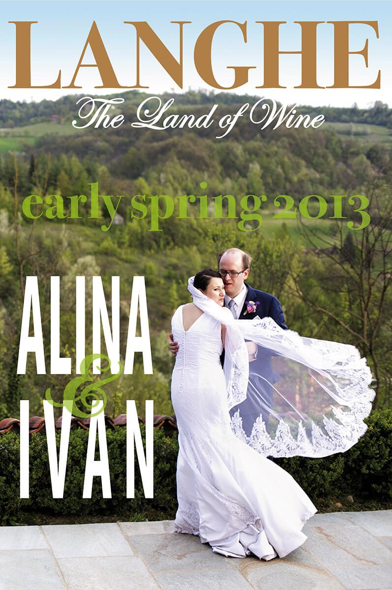 Свадьба Алины и Ивана в Ланге Монферрато