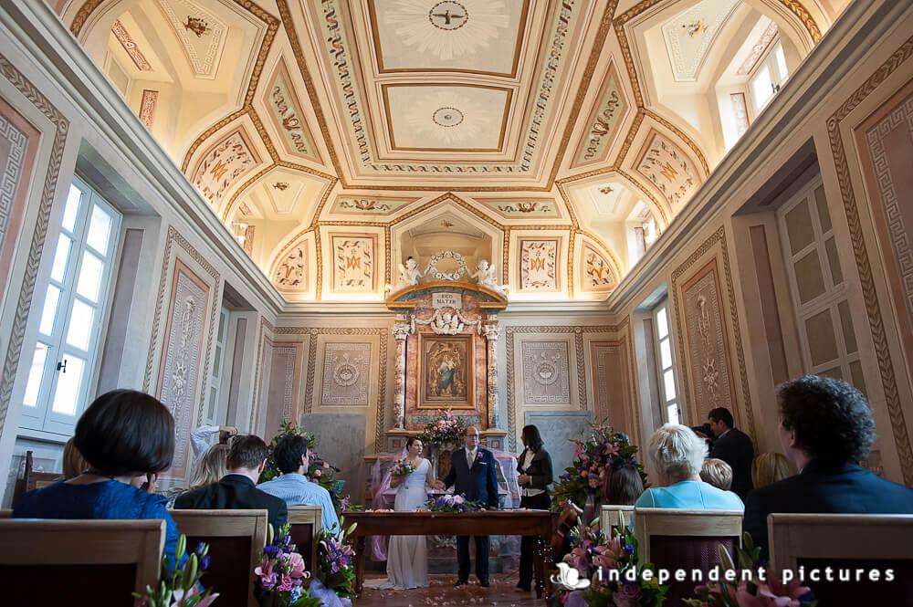 Свадьба в регионе Пьемонт