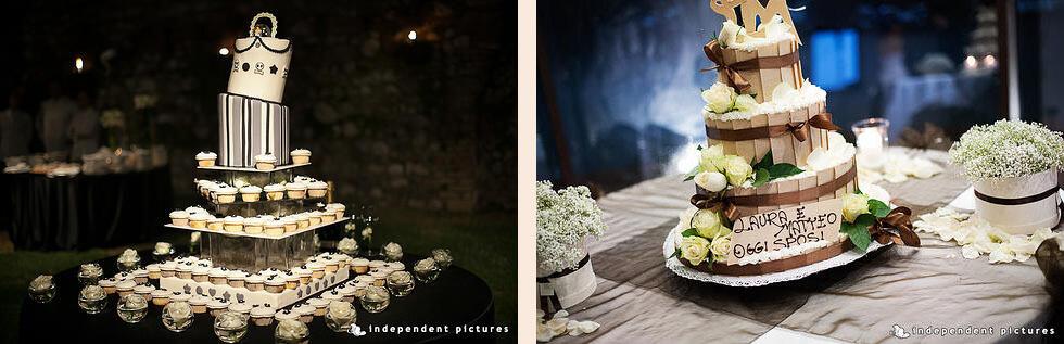 Альтернатива для свадебного торта