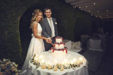 Тирамису от Bacio italiano для свадебного торжества