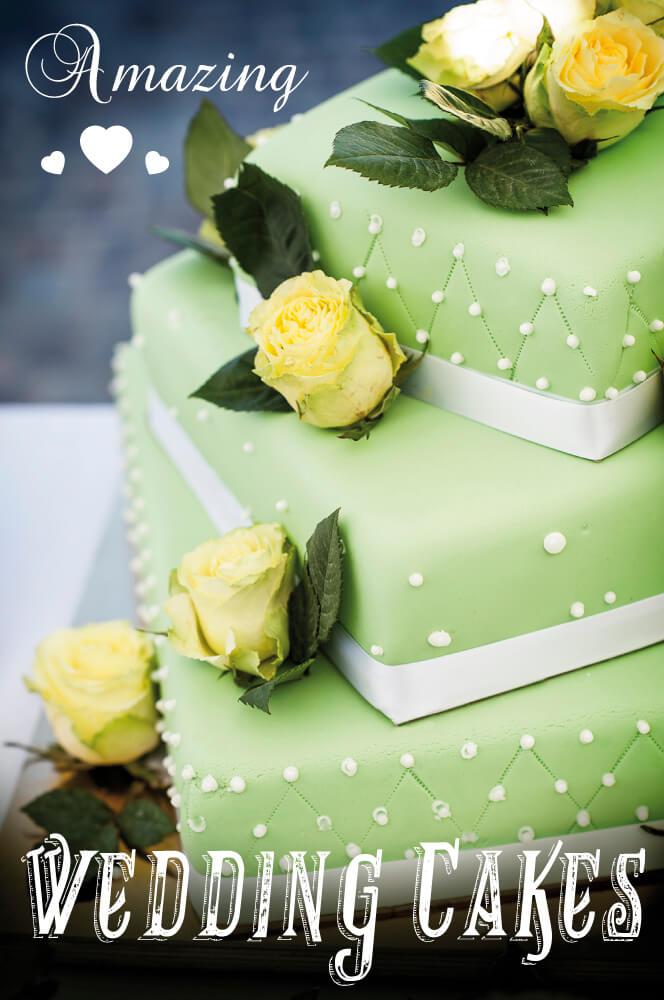 Свадебные торты от Bacio Italiano