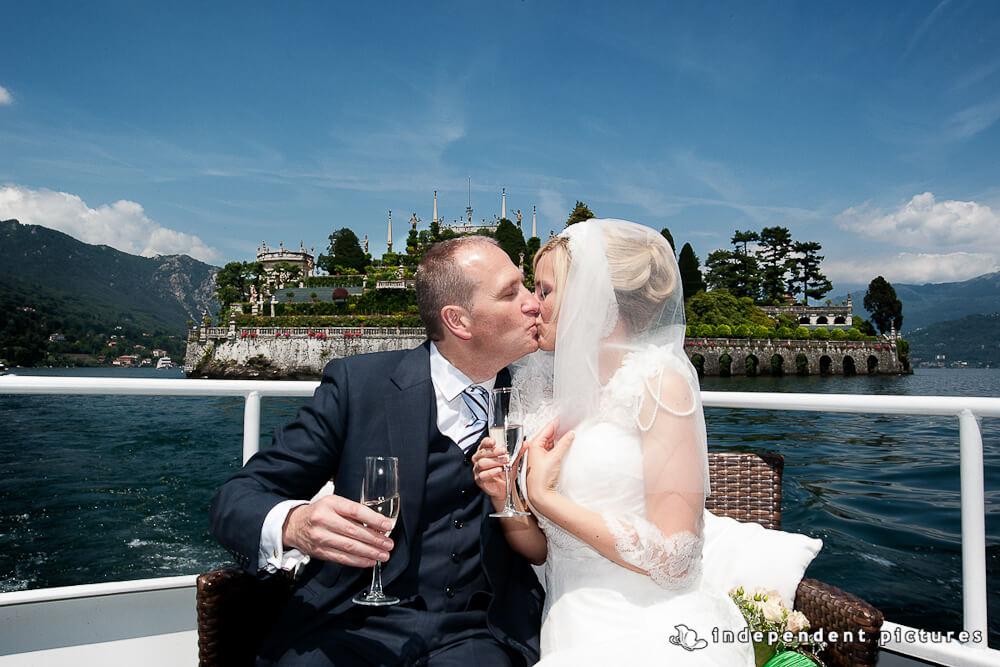 свадьба в Вербании