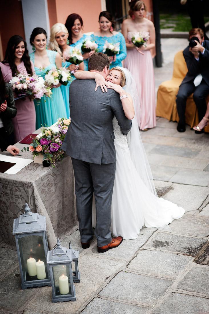 svadba na osere Orta