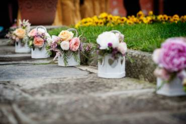 Символическая церемония в регионе Пьемонт