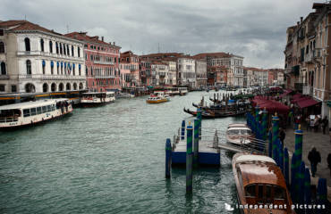 Свадьба в Венеции