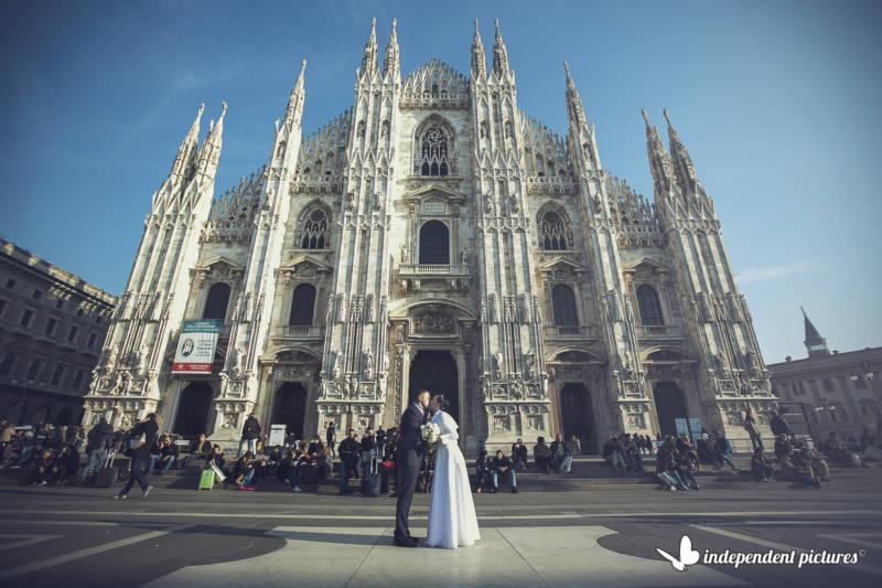свадьба в Италии свадьба в Милане