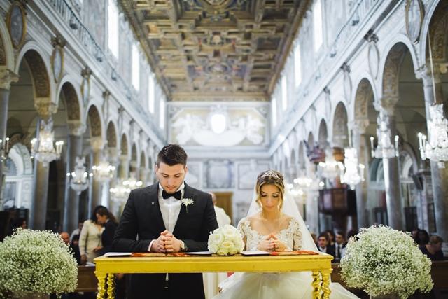 Конкордатная свадьба в Италии