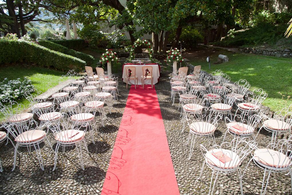 свадьба на озере Комо