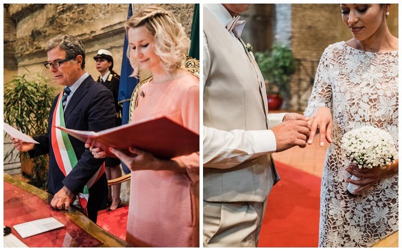 svadba v Rime