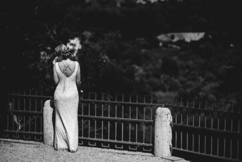 svadba v Italli Bacio Italiano