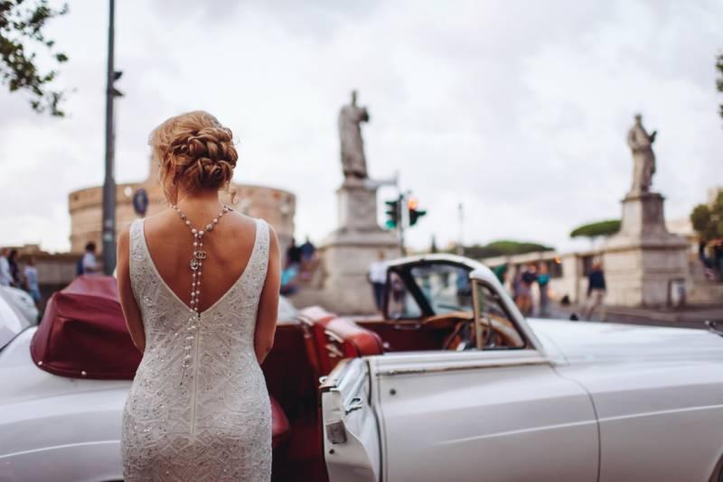 svadba v Italii Bacio Italiano