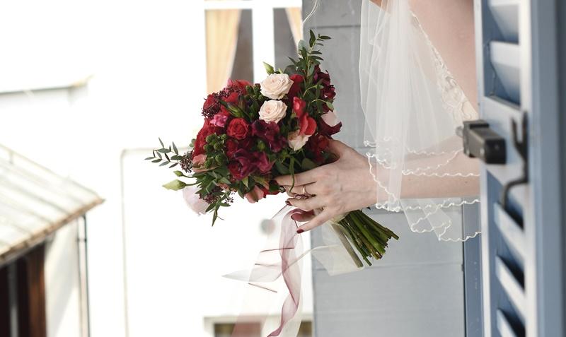 свадьба на озере Комо Дениса и Юлии Агентство Bacio Italiano