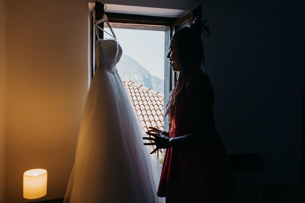 Официальная свадьба на озере Комо