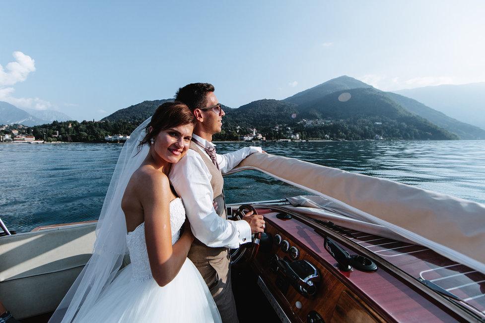 Официальная свадьба на озере Комо агентсво Bacio Italiano